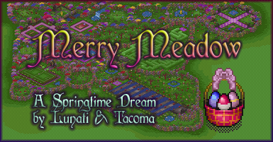 Merry Meadow: A springtime Dream by Tacoma and Lunati